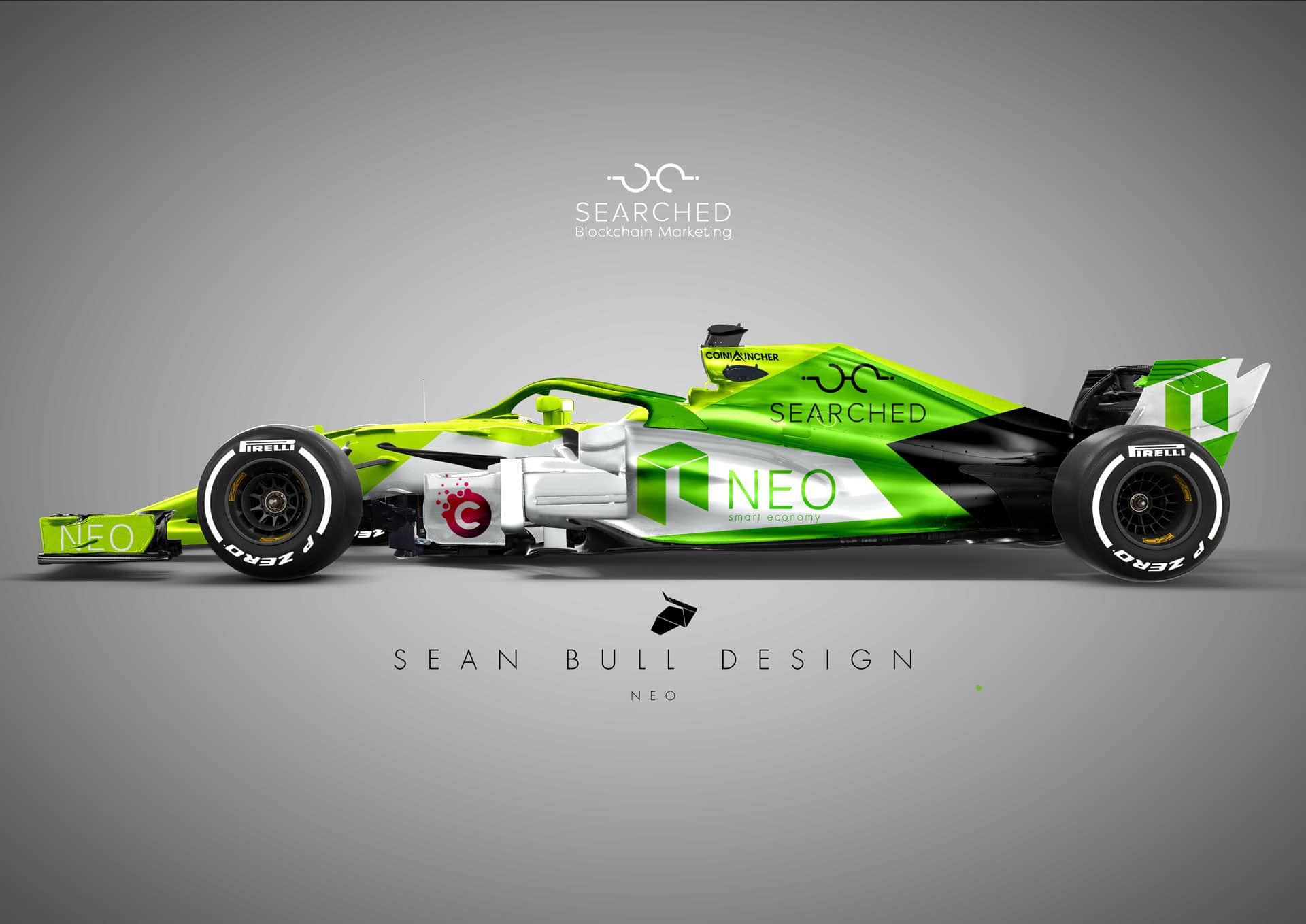 Simple Race Car Liveries
